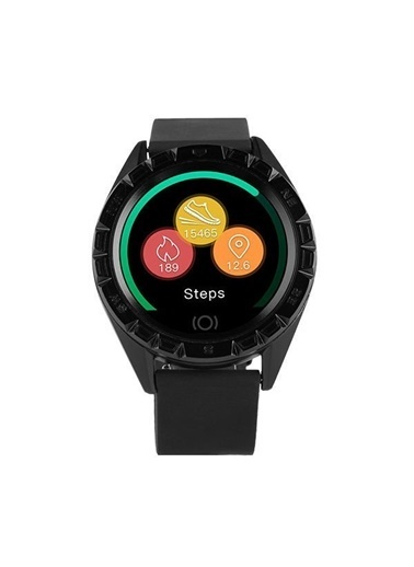 MF Product MF Product Wear 0258 Akıllı Saat Siyah Siyah